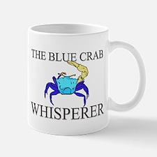 The Blue Crab Whisperer Mug