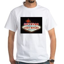 LOST WAGES Shirt