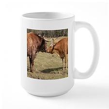 Longhorn Lovers Mug
