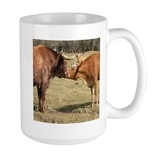 Longhorn Lovers Mug