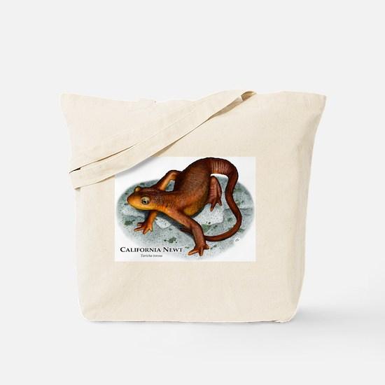 California Newt Tote Bag