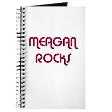 MEAGAN ROCKS Journal