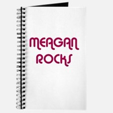 MEAGAN ROCKS Journal