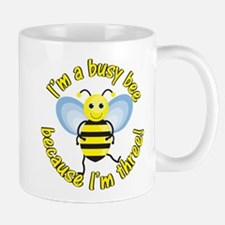 Busy Bee Three Mug