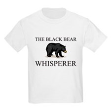 The Black Bear Whisperer T-Shirt