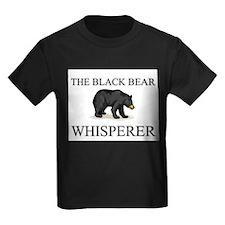The Black Bear Whisperer T