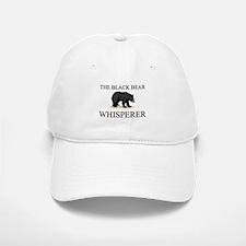 The Black Bear Whisperer Baseball Baseball Cap