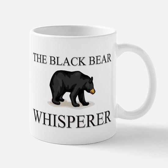 The Black Bear Whisperer Mug