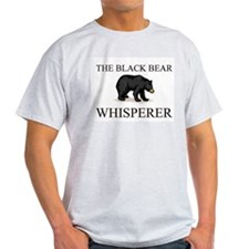 The Black Bear Whisperer T-Shirt