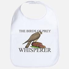 The Birds Of Prey Whisperer Bib