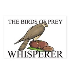 The Birds Of Prey Whisperer Postcards (Package of