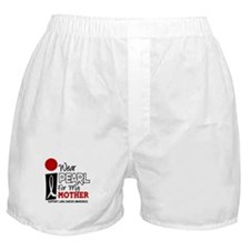 I Wear Pearl For My Mother 9 Boxer Shorts