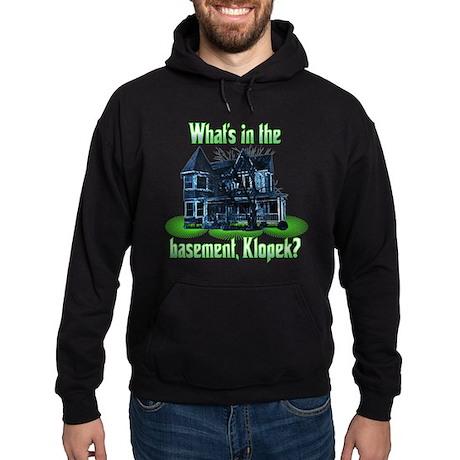 The Burbs - Basement Hoodie (dark)