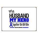 ColonCancerHero Husband Banner