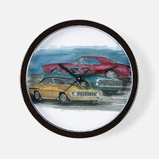 67, 68, 69 Camaro Wall Clock