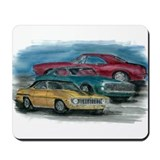 69 camaro Mouse Pads