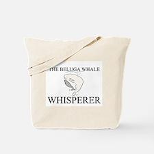The Beluga Whale Whisperer Tote Bag
