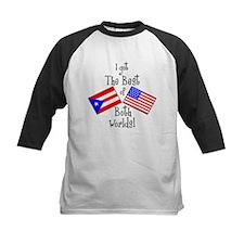 """Puerto Rican American"" Tee"
