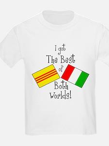 """Vietalian Kids"" T-Shirt"