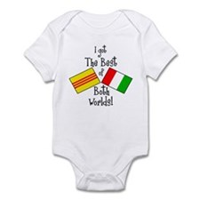 """Vietalian Kids"" Infant Bodysuit"