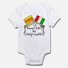 """Vietalian Kids - Food"" Infant Bodysuit"