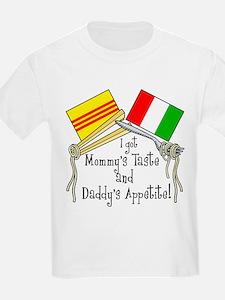 """Vietalian Kids - Food"" T-Shirt"