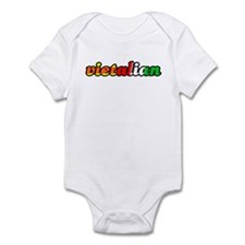 """Vietalian"" Infant Bodysuit"