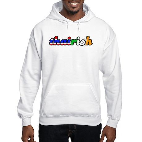 """Thairish"" Hooded Sweatshirt"