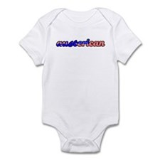 """Austerican"" Infant Bodysuit"