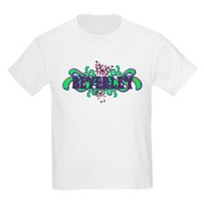 Beverley's Butterfly Name Kids T-Shirt