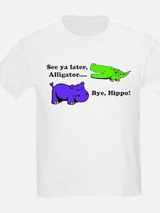 Gorilla Gals See Ya Later T-Shirt