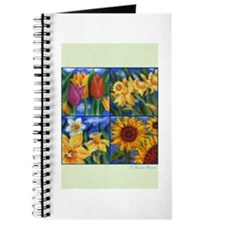 FOUR FLOWERS Journal