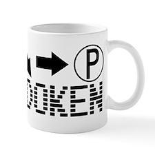 Hadoken Mug