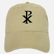 """Chi Rho"" Baseball Baseball Cap"