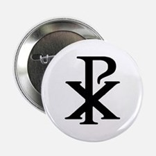 """Chi Rho"" 2.25"" Button (10 pack)"