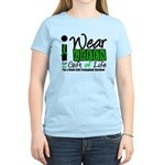 SCT I Wear Green Women's Light T-Shirt