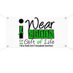 SCT I Wear Green Banner
