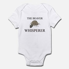 The Beaver Whisperer Infant Bodysuit