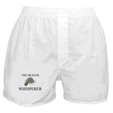 The Beaver Whisperer Boxer Shorts