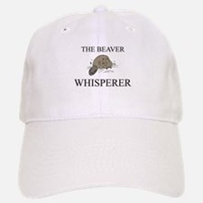 The Beaver Whisperer Baseball Baseball Cap