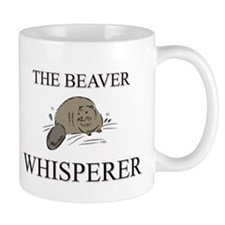 The Beaver Whisperer Small Mug