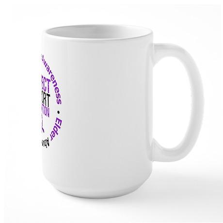ElderAbuseRespect Large Mug