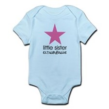Little Sister Extraordinaire Infant Bodysuit