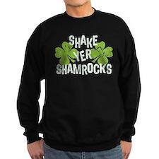 Shake Yer Shamrocks Sweatshirt