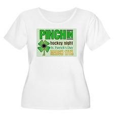 hockey night pinch T-Shirt