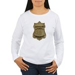 San Antonio Patrolman Women's Long Sleeve T-Shirt