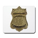 San Antonio Patrolman Mousepad
