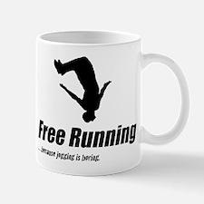 Unique Free running Mug