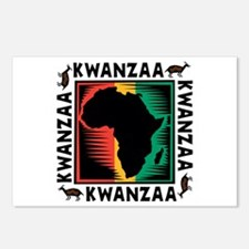 Kwanzaa Postcards (Package of 8)