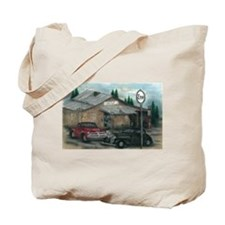 Cody's Garage Tote Bag